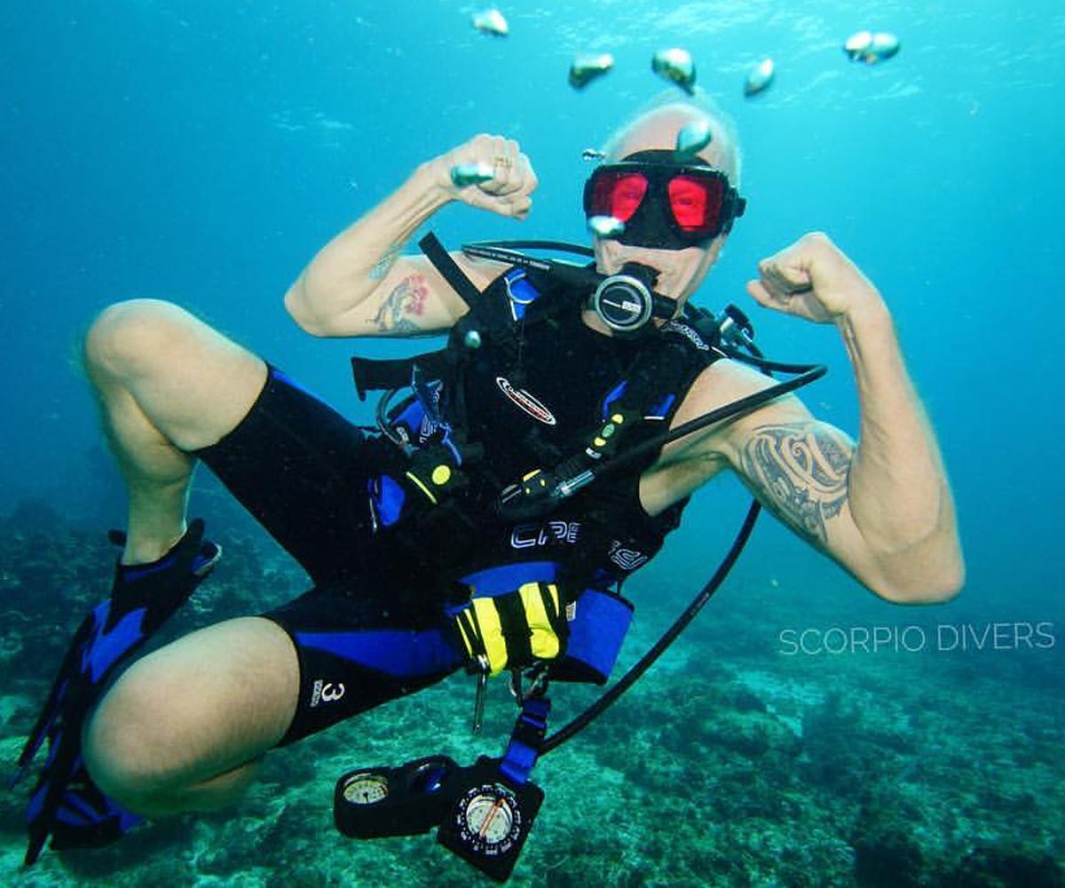 Scorpio Divers Scuba Diving